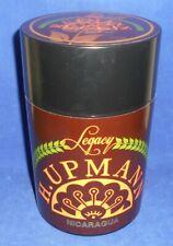 an Empty Plastic Jar/Case for >> H. UPMANN Legacy Cigars