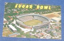 THE SUGAR BOWL, TULANE STADIUM, NEW ORLEANS