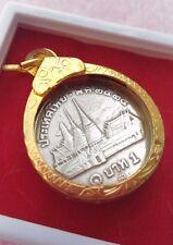 Wat Pha Kaew-Thai Coin Year 2525-1 Baht