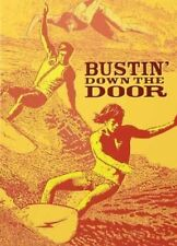 Bustin' Down the Door Surfing DVD with Book Extreme Water Sports Movie Video