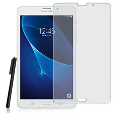"""2x HD Chiaro Pellicola Protettiva per Display Samsung Galaxy Tab a 7.0"""" sm-t280/t285 pellicola + pen"""