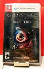 Resident Evil Revelations Collection (Nintendo SWITCH, 2017) NUOVO sigillato