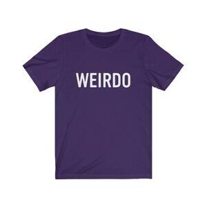 WEIRDO t-shirt Retro t-shirts