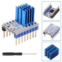 Lot TMC2130 Stepstick Stepper Motor Driver Module + Heat Sink for 3D Printer