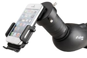 Olivon Universal Smartphone Holder / Digiscoping Adaptor (No Rings)