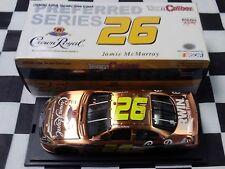 Jamie McMurray #26 Crown Royal 2006 1/24 Team Caliber JM6-C2-26CW NASCAR COPPER