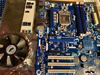 Intel DZ77SL-50K Media Series LGA1155 Socket H2 Gaming Motherboard Bundle