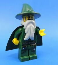 (02) Lego château/ROYAUME Figurine Chevalier du dragon roi