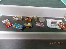 Dollhouse Miniature Food Assortment