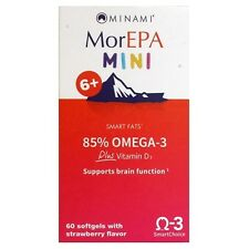 Minami MorEPA MINI Smart Fats - 6 Pack