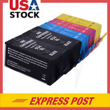 8pk 934XL 935XL Black & Color For HP Ink Cartridge Officejet Pro 6230 6830 6835