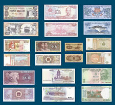 Banknotes Currency Money (10) Bills
