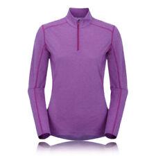 Maillots de compression violet pour femme