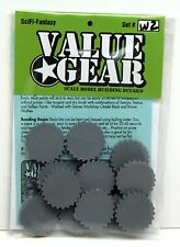 War Game & Figure Bases WGB #2 - Value Gear Resin 28mm 1/35-1/56