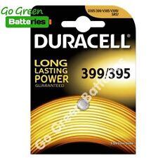 1x Duracell 399/395 1.5V Silver Oxide watch battery SR57 D395/399 V395 V399