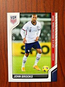 2021 Panini Instant JOHN BROOKS #5 US Soccer Men's National USA Team