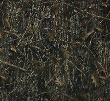"""TRUE TIMBER CONCEAL BROWN AUTO CAMO HEADLINER FABRIC 3/16 Foam Back BTY 60""""W"""