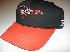 Baltimore Orioles Hat MLB Replica Adjustable Pre Curved Baseball Cap OSFM