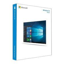 Microsoft Windows 10 Home OEM - 64 Bit - DE/EN/FR/IT  inkl. DVD