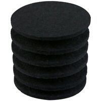 6 Pack Thickened Compost Bin Filters Activated Carbon Filters for Kitchen Co u5y