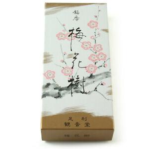 Japanese Incense Sticks Shoyeido Baika-ju Plum Blossom