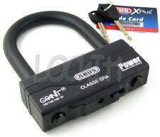 ABUS Granit Power 16mm U Lock 58/140 HB III 100 Made In Germany