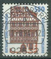 Bund 1746 , o , - Sehenswürdigkeiten Rathaus Suhl-Heinrichs  m. Vollstempel