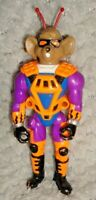 "Vintage Throttle Action Figure 5.5"" Biker Mice From Mars 1995"