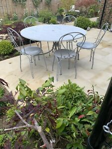 Neptune  6 Seater Garden Table 6 Chairs And 6 Neptune Seat Pads Boscombe Range .