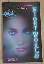 NIGHT WORLD - L'ELUE - TOME 5