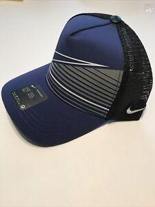 Blue Nike Hat - New Mesh Nike Cap