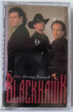 BlackHawk II:  Strong Enough (Cassette, 1995, Arista) NEW