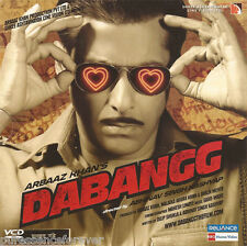 ARBAAZ KHAN'S DABANGG (Indian Video CD) (VCD) (Salman Khan/Arbaaz Khan)