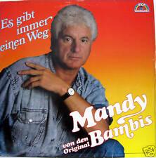 LP / MANDY UND DIE ORIGINAL BAMBIS / Rarität /