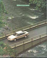 1995 OLDSMOBILE LSS Brochure/Catalog/Pamphlet: 3800 SUPERCHARGED