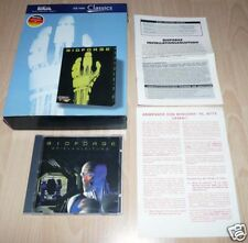 PC DOS: BIOFORGE  - Electronic Arts 1995