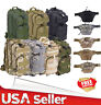 Outdoor Military Tactical Backpack Hiking Camping Trekking Rucksacks 30L Bag LOT