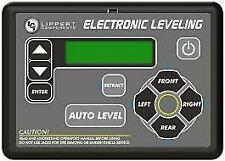 LIPPERT LCI LEVEL UP AUTO LEVEL HYDRAULIC ELECTRIC 6 POINT TOUCH SCREEN KEY PAD