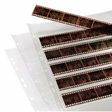 Hama Negative File Storage Sleeves, each holding 7 Strips of 6 24 x 36 mm Fram
