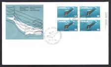 Canada   FDC   # 814      Bowhead Whale     1979 LRpb    New Fresh Unaddressed