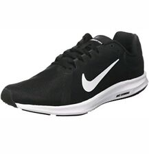 Nike Men's Downshifter 8 Running Shoe Black/ White (908984 001) Size 8