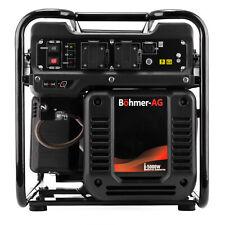 Böhmer-AG i-5000W - 3.0 KW Generatore di Corrente Inverter a Benzina - Spina UE