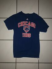 MLB Chicago Cubs Tee Shirt Size Small