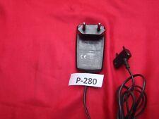 Adaptador adaptador de alimentación fuente de alimentación Sony Ericsson Charger cst-60 4,9v - 450ma p-280