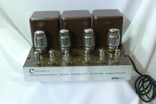 Harman Kardon Citation II 2 Tube Amplifier Amp
