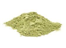Argilla Verde in Polvere Essiccata al sole - 1 KG - FINE