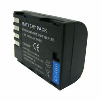 Battery for Panasonic Lumix DMW BLF19 BTC10G GH3 GH4 GH5 DC-GH5S