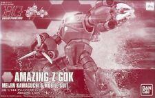 BANDAI HGBF 1/144 AMAZING Z'GOK Model Kit Gundam Build Fighters NEW from Japan
