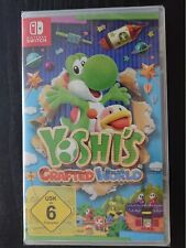 Yoshi's Crafted World (Nintendo Switch, 2019)