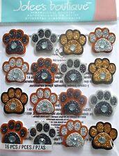 JOLEE'S BOUTIQUE PAW PRINT REPEATS Pet Dog Scrapbook Craft Sticker Embellishment